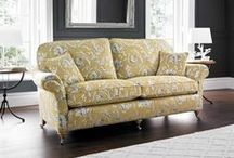 Luxurious Bridgecraft Upholstery / Elegant designs for your living room