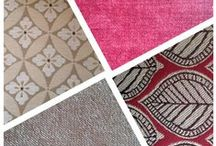 Glorious Upholstery Fabrics / A selection from our huge range of lovely fabrics