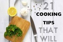 Cooking Tips / by Amelia's Bistro