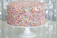 Sprinkles / Sprinkles are the best / by Regina Carpinelli