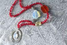 My Jewelry Designs! :) / My handmade jewelry from my other etsy shop, www.WhiteTigerStudio.etsy.com