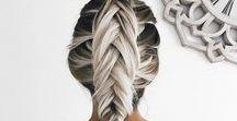 Beauté ✦ HAIR STYLE
