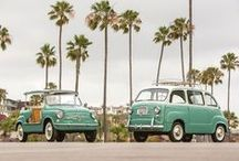 FIAT / The cutest vehicles in the whole universe