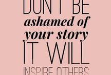Inspiring People/Quotes