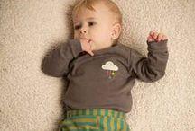 Vêtements bio - Garçon 0-2 ans / Vêtements en coton bio équitable pour petits garçons 0-2 ans