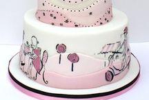 Sugarcraft | Tartas decoradas, cupcakes, cookies & more / Ideas de decoración para dulces