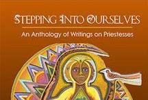 Priestesses / Celebrating the priestess and the tools she uses.http://goddess-ink.com/priestessanthology.html