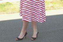 Stripes - always chic, always effortless / everything stripes