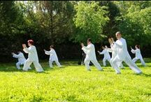 Tai Chi / by Cathy Smith