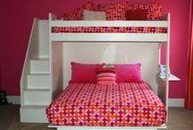 Bunk beds - Poschodové postele / #bunk #bed #poschodova #postel