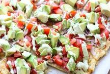 AVO Dinner / Simple and delicious avocado recipes to enjoy during dinner