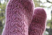 Breien sokken / Sokken