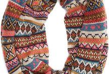 Breien shawl / Shawl