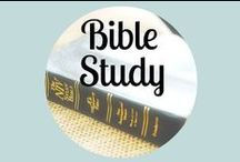 Bible Study / How to study the Bible