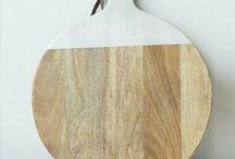 Timber wares
