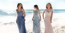 Tania Olsen Designs / beautiful bridesmaid and formal gowns