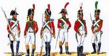Uniforms / Uniforms mostly of the Napoleonic era.