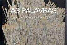 """AS PALAVRAS -  Exposição de """" Assemblages"""" de José pinto correia / Assemblages. Exposição na Corclinica FOTOS  de Margarida Dias"""