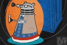 Doctor Who / by Vassilis Sim