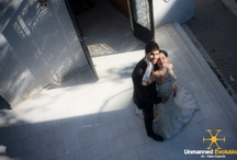 Weddings / Wedding filming by Unmanned Evolution.