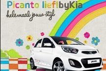 Lief!byKia / Lief! dat is de nieuwe Kia Picanto Lief!byKia, dé speciale Lief! editie van Kia. Dit is lief! volgens Kia / by Kia Motors Nederland