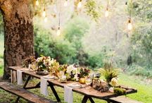 * Rustic Natural Weddings * / Weddings