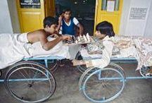 { Une société pour tous } / L'ONU s'efforce d'attirer l'attention de la communauté internationale sur la situation des personnes (dont les enfants) handicapées et de proposer des recommandations pour la voie à suivre. / by Organisation des Nations Unies (ONU)