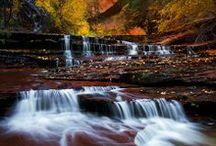 Waterfalls / by Michael Ellickson