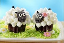 Cupcakes and cakes etc