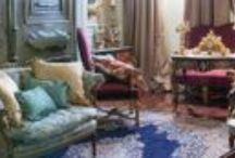 Interior Design / Anton Venoir Interiors Fine French Antiques and Interiors