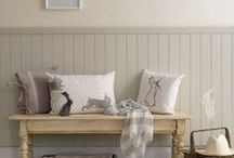 Wood Panneling Interiors