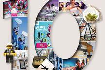 CC | Design Studio / A compilation of our unique & cutting edge Designs created in the vibrant Design Studio.