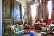 FRENCH LIAISONS ANTON VENOIR INTERIORS