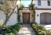 * Spanish home * / Design ideas for a Spanish / Mediterranean style home