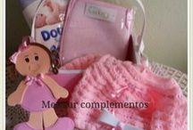 Bebé / Labores y artículos para el bebé