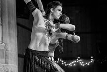 Tribal fusion / male costume inspire