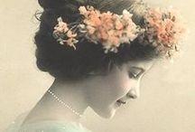 Vintage Postcards / A level Photography project