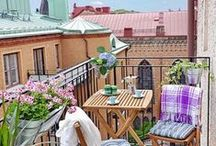 Spring Balcony Decor Ideas / Inspiring And Refreshing Spring Balcony Decor Ideas