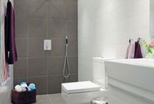 Small Yet Functional Bathroom Design / Small Yet Functional Bathroom Design Ideas