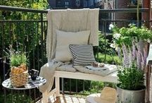 Stylish Small Balcony Design / Cute And Stylish Small Balcony Design Tips And 50 Ideas