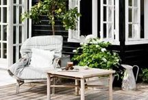 Scandinavian Terrace Decor Ideas / Peaceful And Relaxing Scandinavian Terrace Decor Ideas
