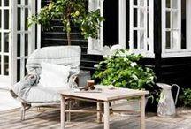 Scandinavian Terrace Decor Ideas / Peaceful And Relaxing Scandinavian Terrace Decor Ideas