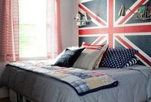 DIY Headboards In Different Styles / Eye-Catching DIY Headboards In Different Styles