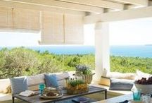 Coastal Terraces And Patios / Stunning Coastal Terraces And Patios