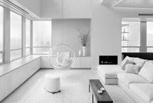Minimalist Living Rooms / Stunning Minimalist Living Rooms