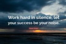 Inspiring quotes / Positive, emotional, motivating words for everybody!