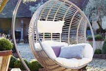 Hanging Chairs For Indoors And Outdoors / Cool Hanging Chairs For Indoors And Outdoors