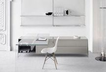 Minimalist Home Offices / Adorable Minimalist Home Offices