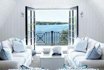 Coastal Living Room Decor / Beach And Coastal Living Room Decor Ideas