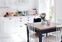 Scandinavian Kitchen Design / Adorable Scandinavian Kitchen Design Ideas